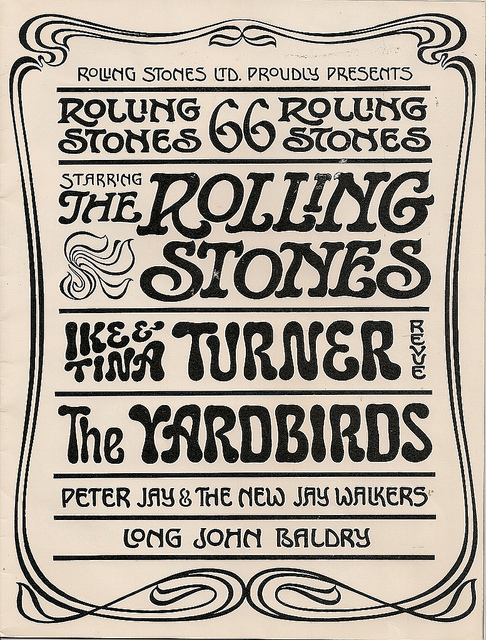 The Rolling Stones' 1966 Tour Programme (5)