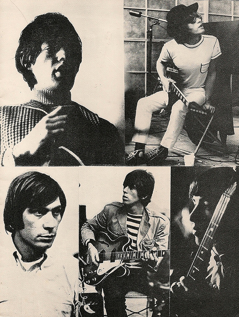 The Rolling Stones' 1966 Tour Programme (7)