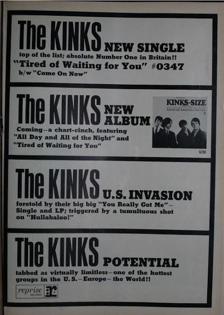 Vintage British Invasion Print Ads (11)