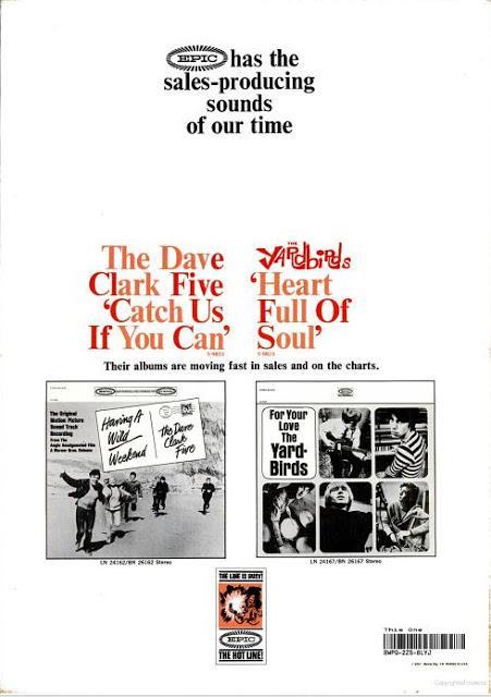 Vintage British Invasion Print Ads (18)