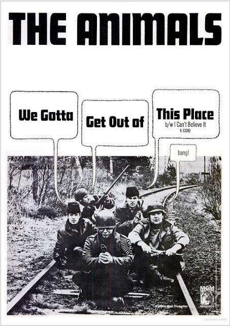 Vintage British Invasion Print Ads (9)