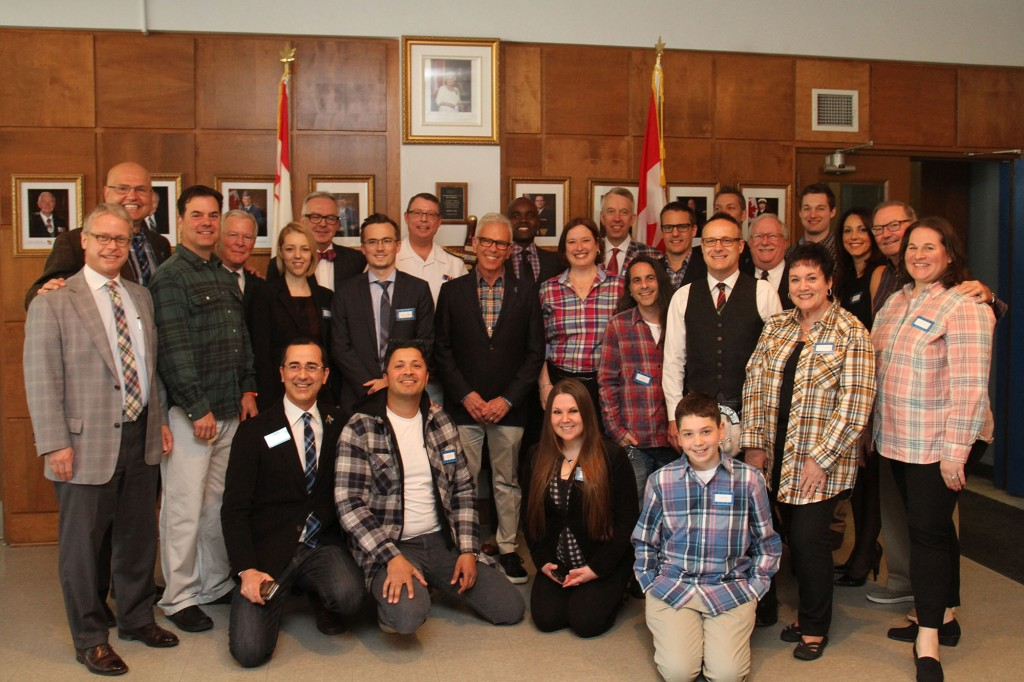 PROSTATE CANCER CANADA - Wear Plaid for Dad