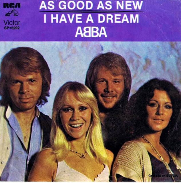 ABBA Album Covers (1)
