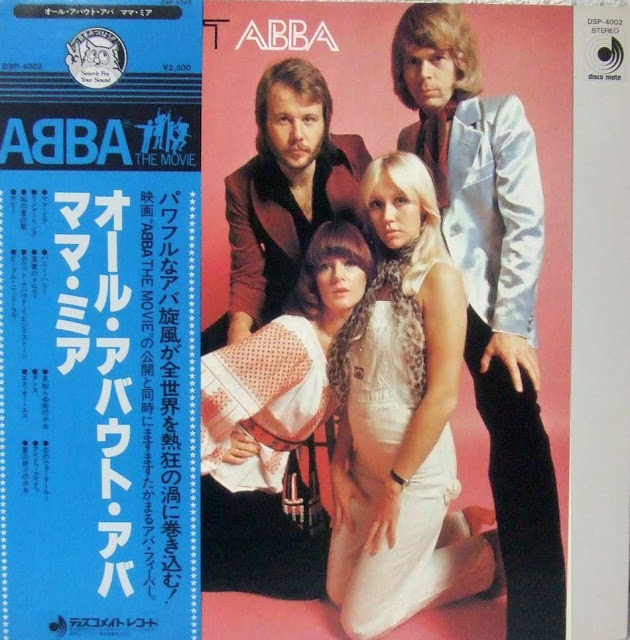 The Best 43 ABBA Album Covers And The Reason For Their Wild