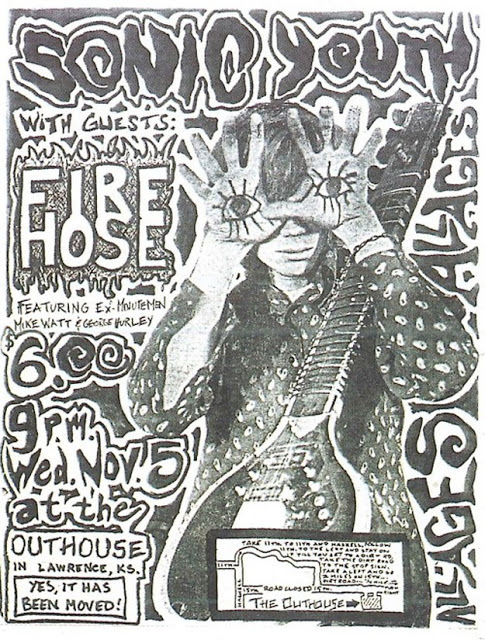 Amazing Punk Flyers & Posters from The 80s (1)