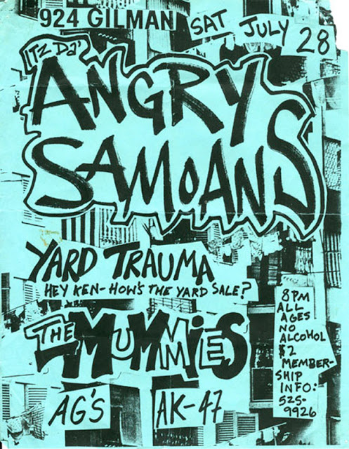 Amazing Punk Flyers & Posters from The 80s (14)