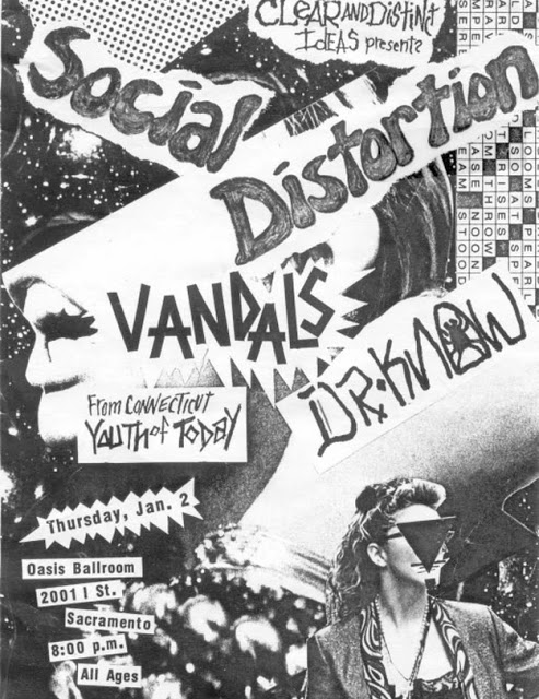 Amazing Punk Flyers & Posters from The 80s (25)