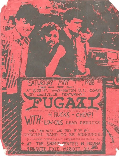 Amazing Punk Flyers & Posters from The 80s (4)