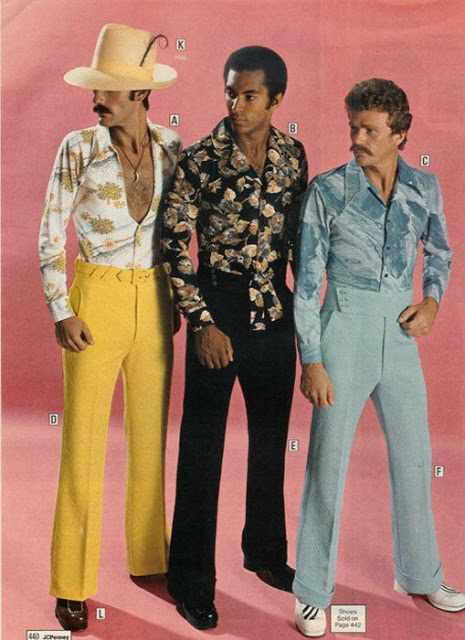Disturbing Fashion of the '70s (1)