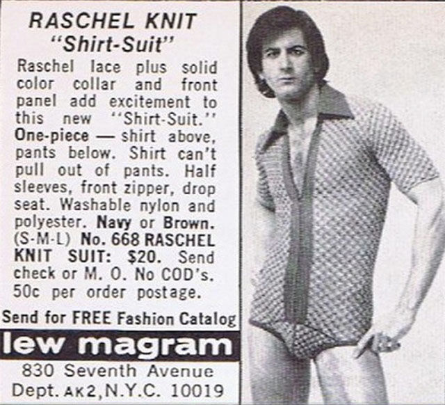 Disturbing Fashion of the '70s (9)