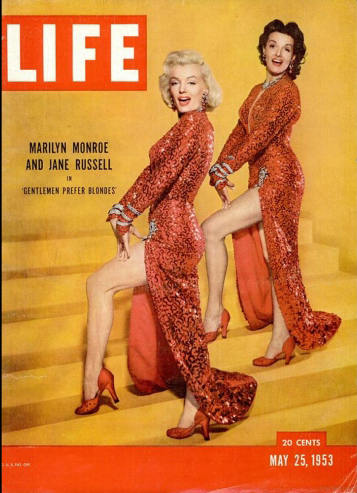 Marilyn Monroe on LIFE Magazine Covers, 1952-1962 (2)