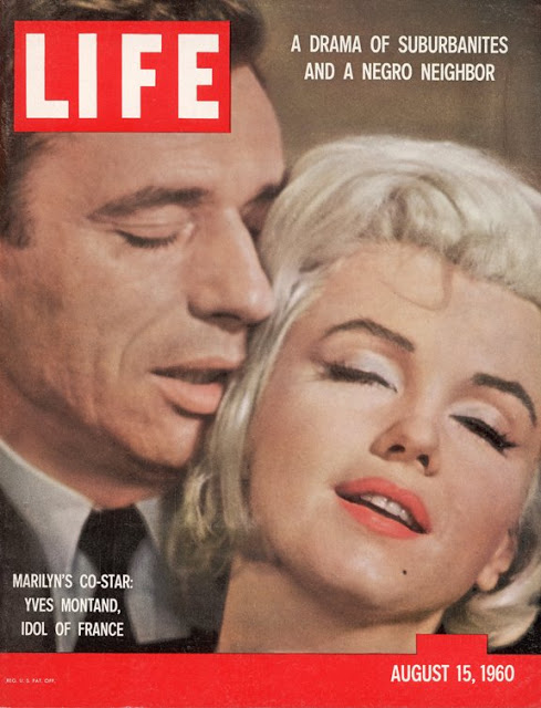 Marilyn Monroe on LIFE Magazine Covers, 1952-1962 (5)