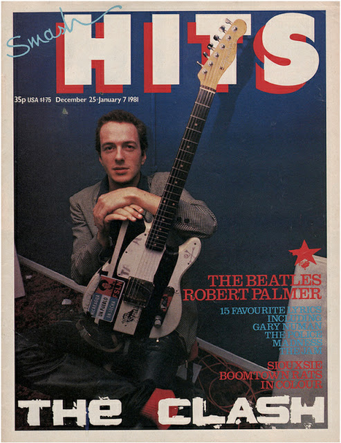 Vintage Covers Of  Smash Hits  Magazine (12)