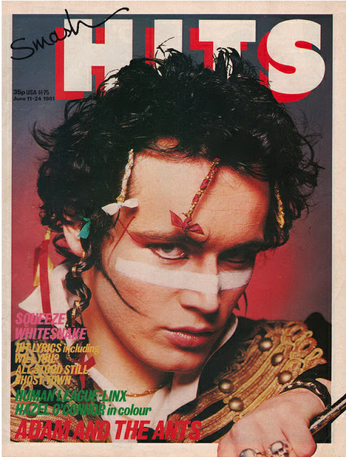 Vintage Covers Of  Smash Hits  Magazine (16)