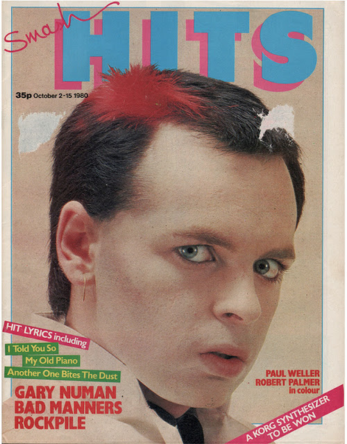 Vintage Covers Of  Smash Hits  Magazine (17)