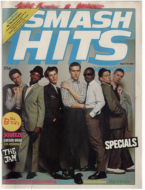 Vintage Covers Of  Smash Hits  Magazine (20)
