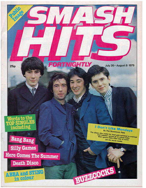 Vintage Covers Of  Smash Hits  Magazine (21)