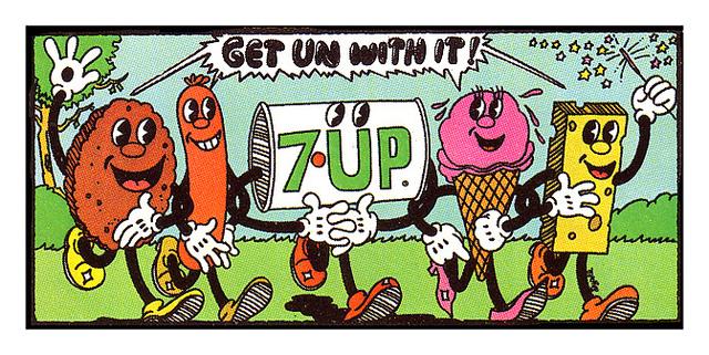 7UP Vintage Billboard Posters (15)