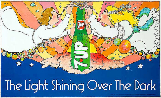 7UP Vintage Billboard Posters (7)