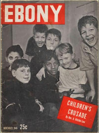 Ebony, 1945