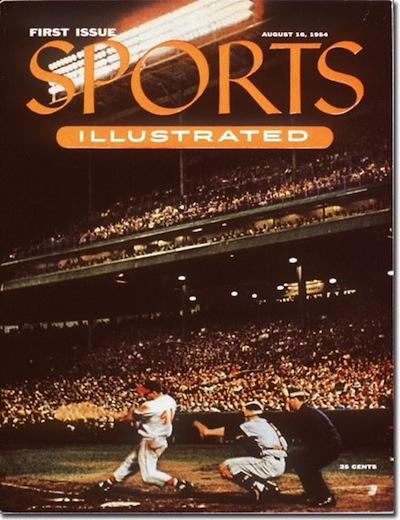 Night Baseball in Milwaukee August 16, 1954 X 1388 Credit: Mark Kauffman