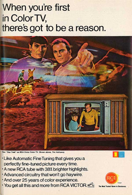 Vintage Color Television Ads (10)