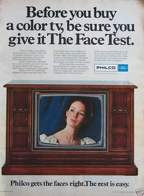 Vintage Color Television Ads (6)