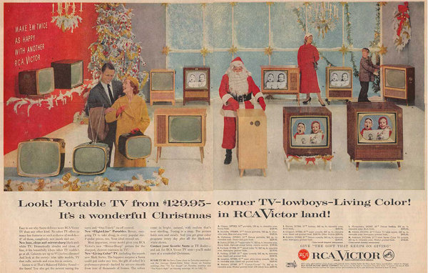 Vintage Color Television Ads (7)