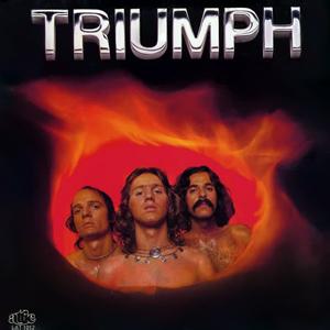 Triumph_self-titled