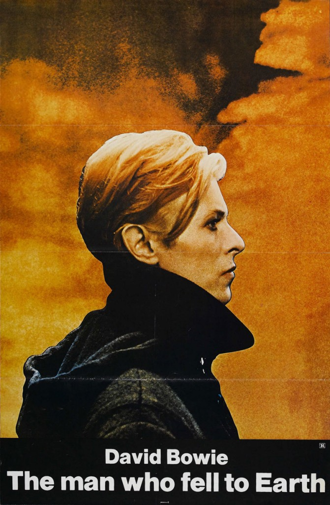 The Man Who Fell To Earth And Other David Bowie Movie