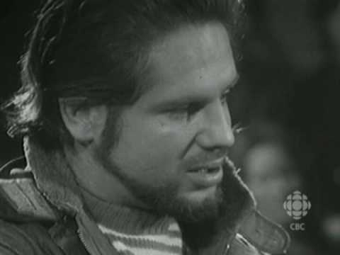 Hell's Angel Confronts Hunter S  Thompson In This 1967 CBC Broadcast