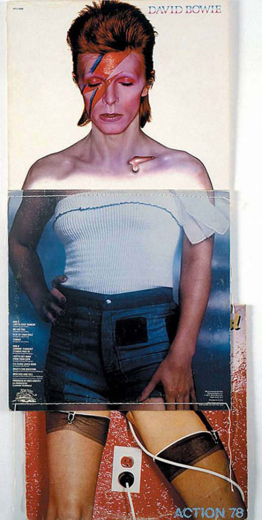 Christian Marclay - Album Cover Collages (4)