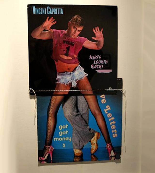 Christian Marclay - Album Cover Collages (7)
