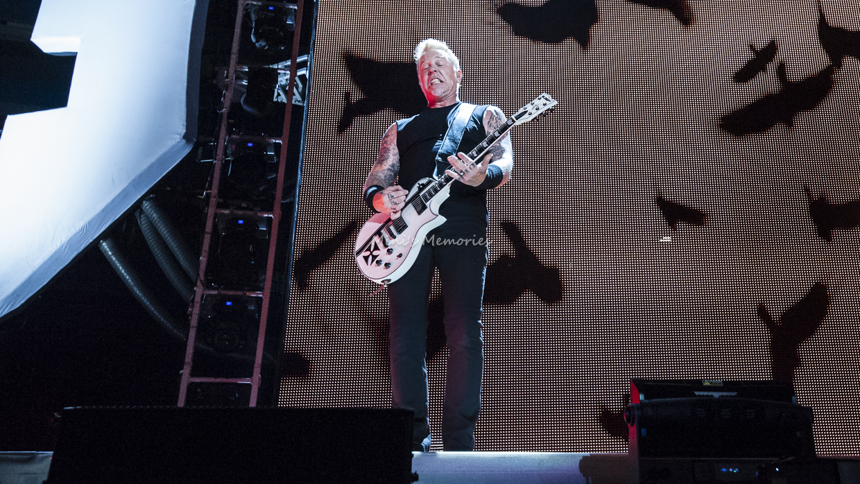 Photo Gallery Metallica At Toronto S Rogers Centre That