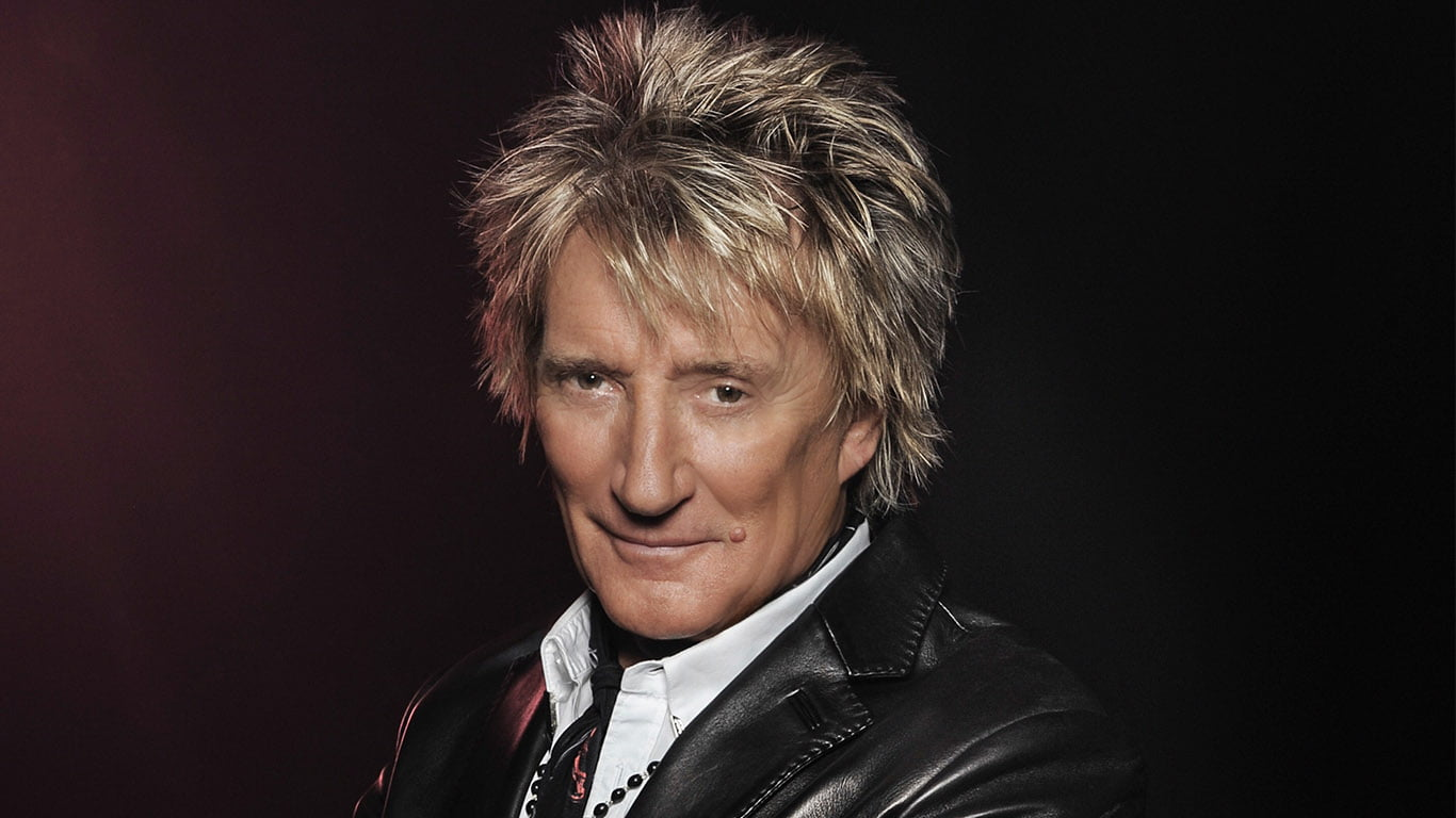 Image result for rod stewart 2018