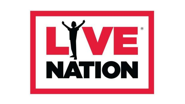 Image result for live nation logo