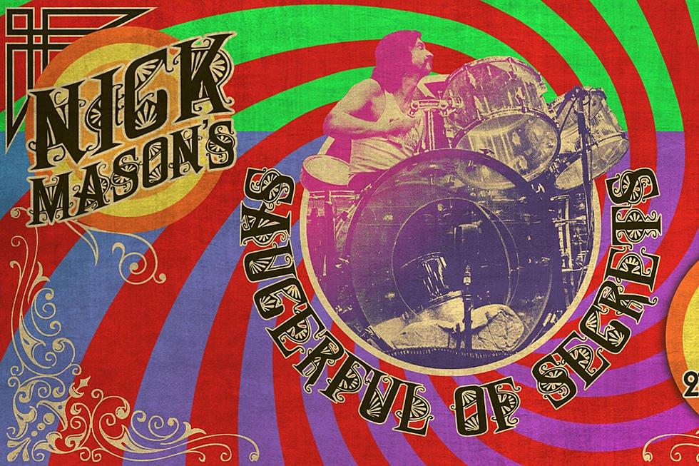Drummer Nick Mason Announces New Band To Play Pink Floyd's