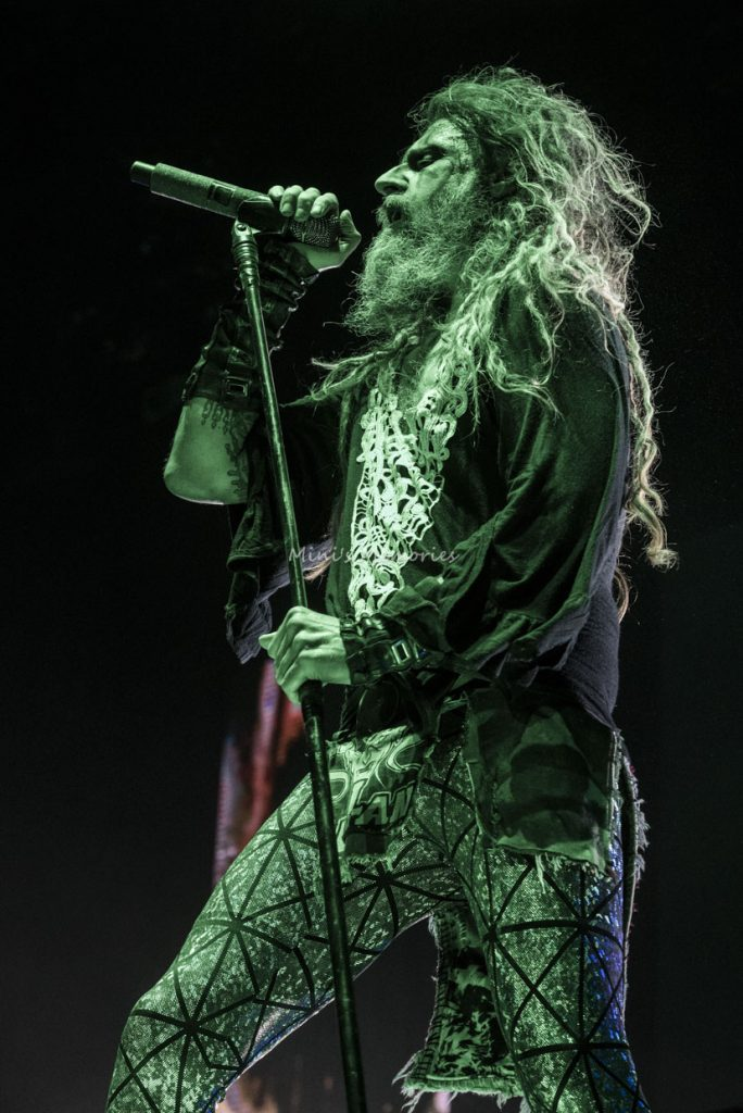 Photo Gallery Rob Zombie At Toronto S Budweiser Stage