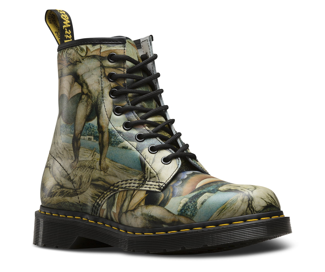 Doc Martens Just Lowed The Price On Their William Blake Boots - That ... 9b846db32346