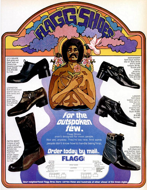 a45d1a25650 Be A Super Fly Seventies Fashion Guru With The Flagg Bros - That ...