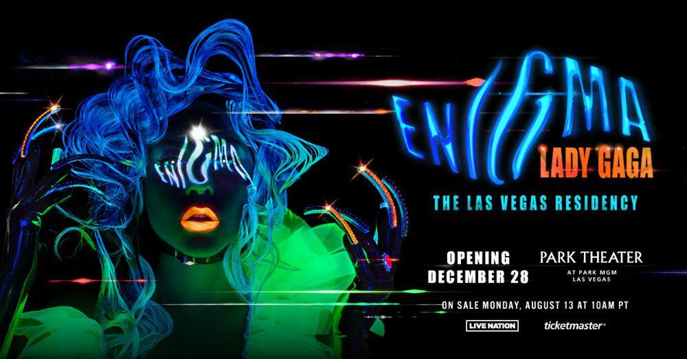 Lady Gaga Las Vegas