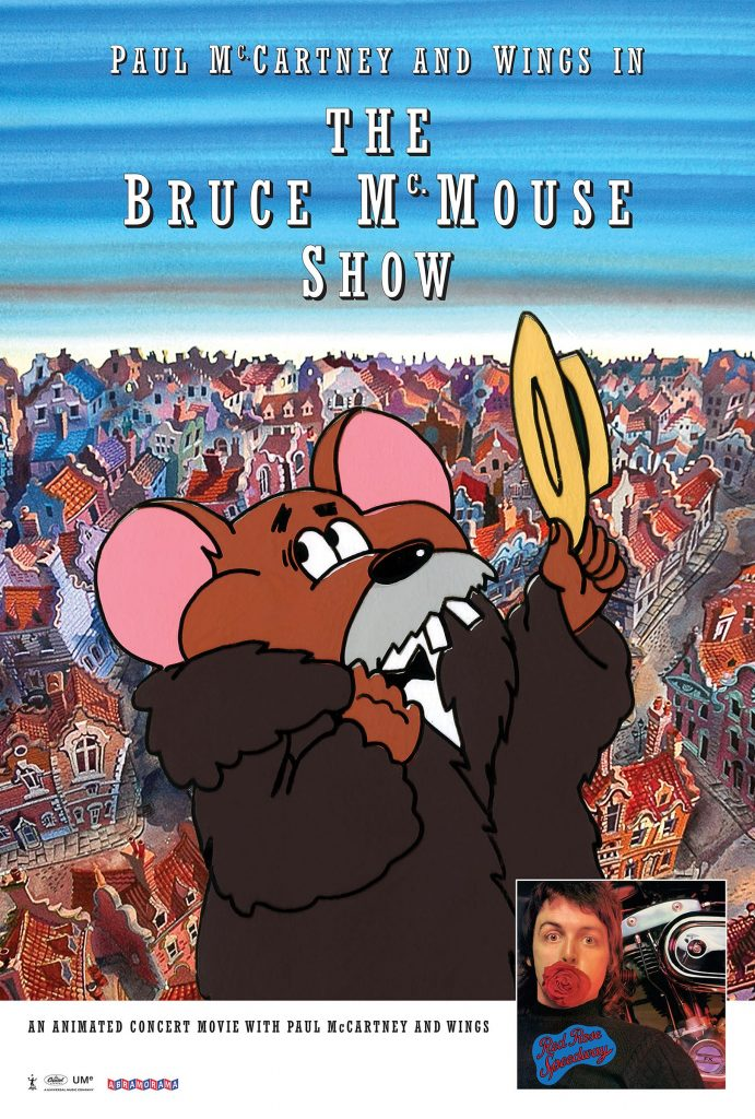 Paul Mccartney S The Bruce Mcmouse Show Playing In Select