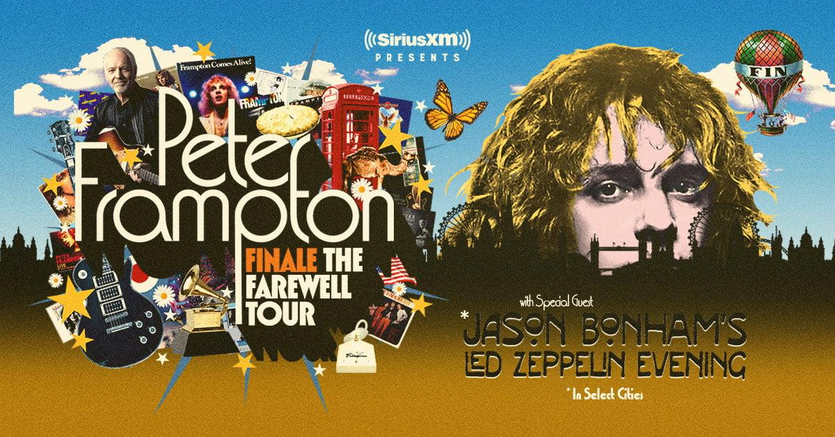 legendary guitarist peter frampton has confirmed the farewell tour that eric alper. Black Bedroom Furniture Sets. Home Design Ideas