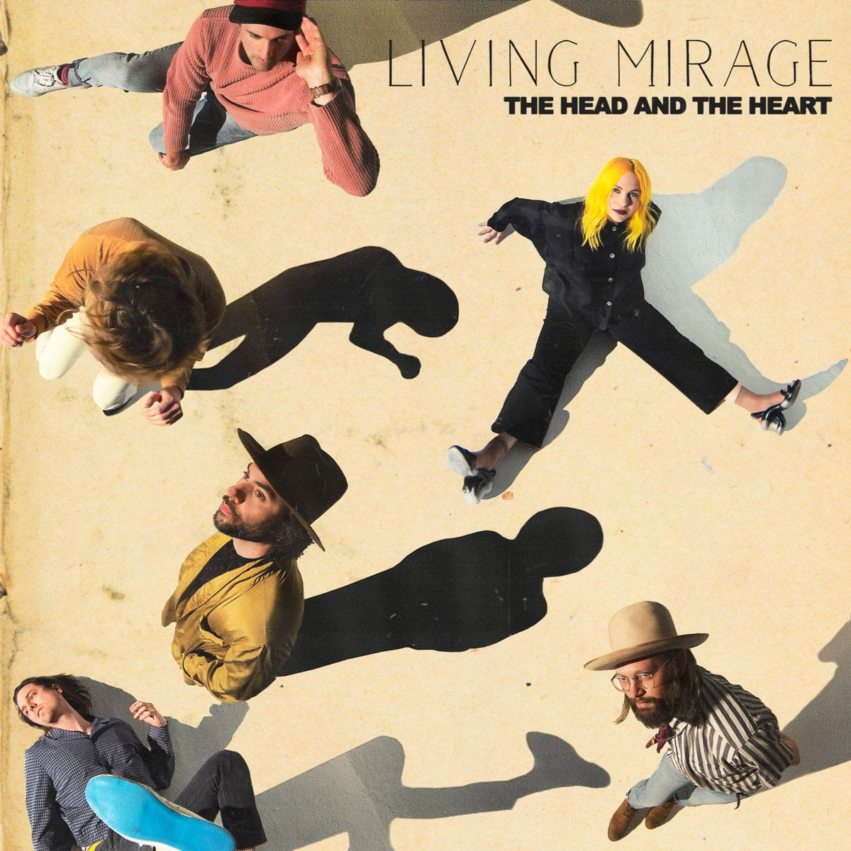Image result for The Head and the Heart - Living Mirage