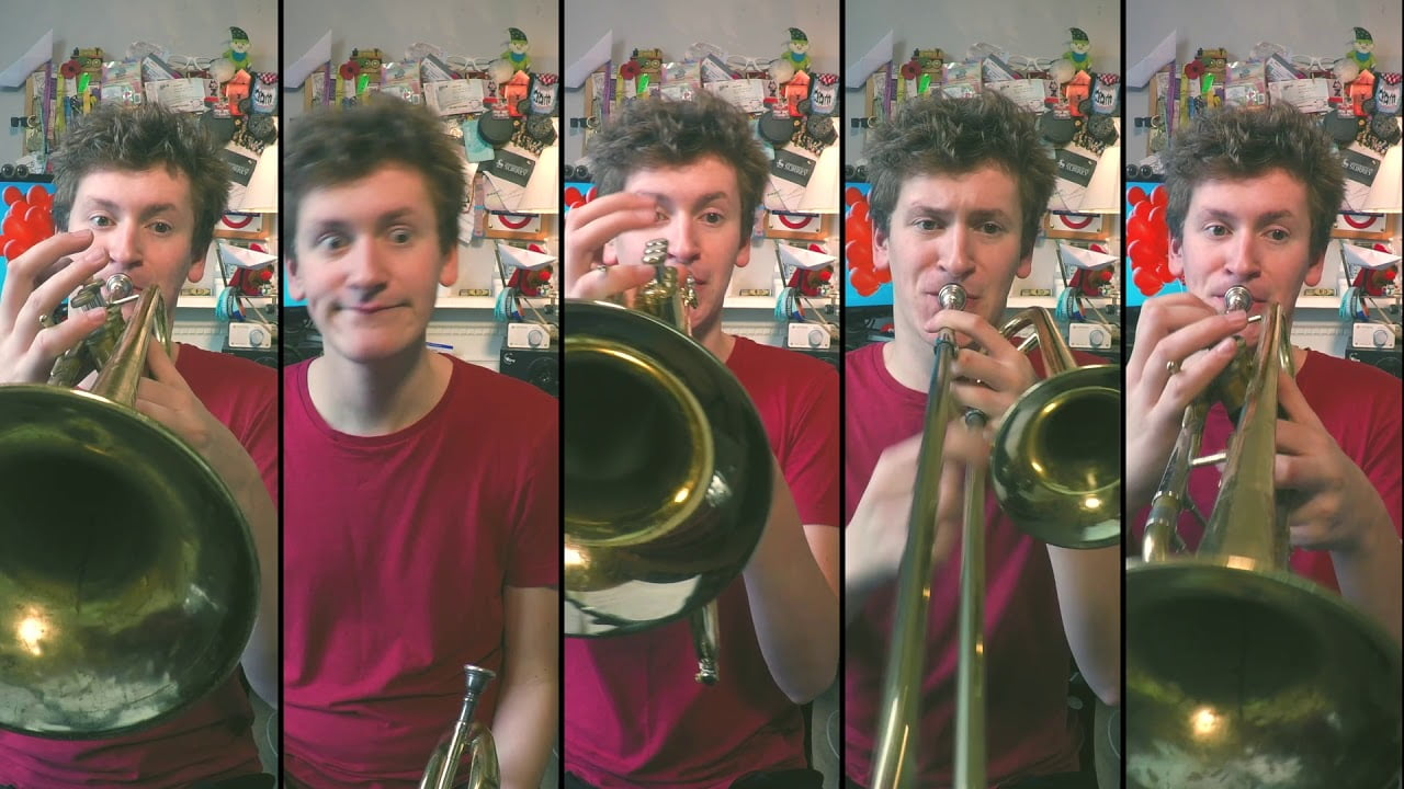 You And I In A Little Toy Shop Buy Bag Of Balloons With The Money Weve Got 99 Brass Instruments