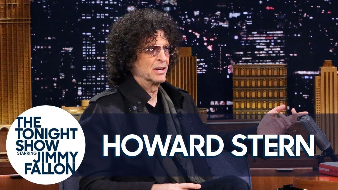 Howard Stern's Cancer Scare Inspired Him to Write Howard ...