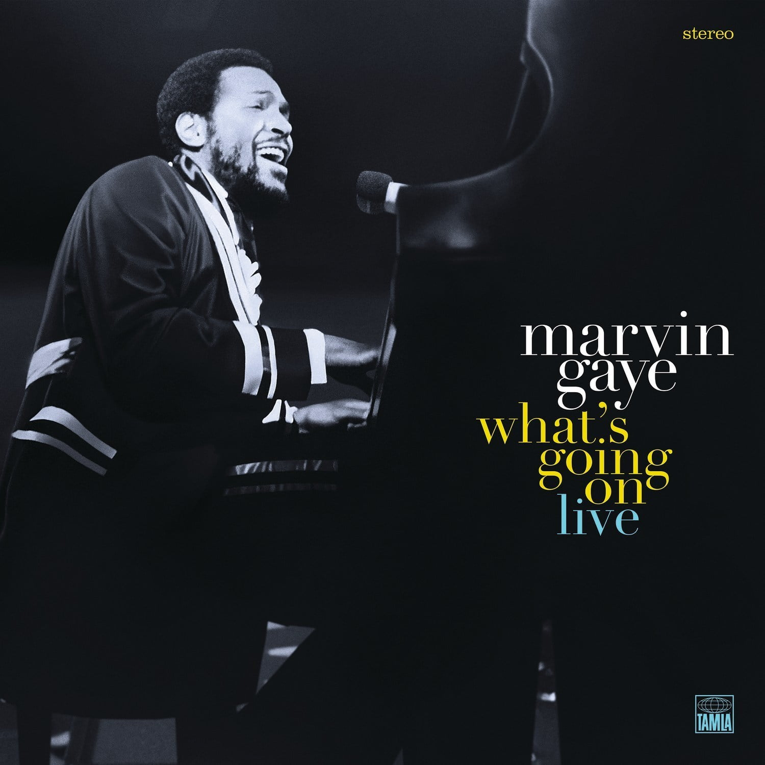 Marvin Gaye What S Going On Live That Eric Alper