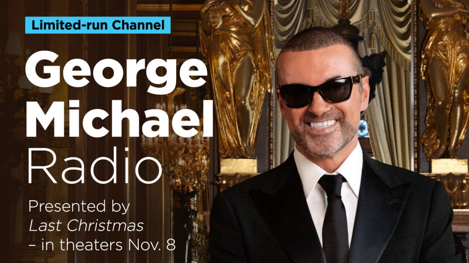 Hear George Michael's classics & more