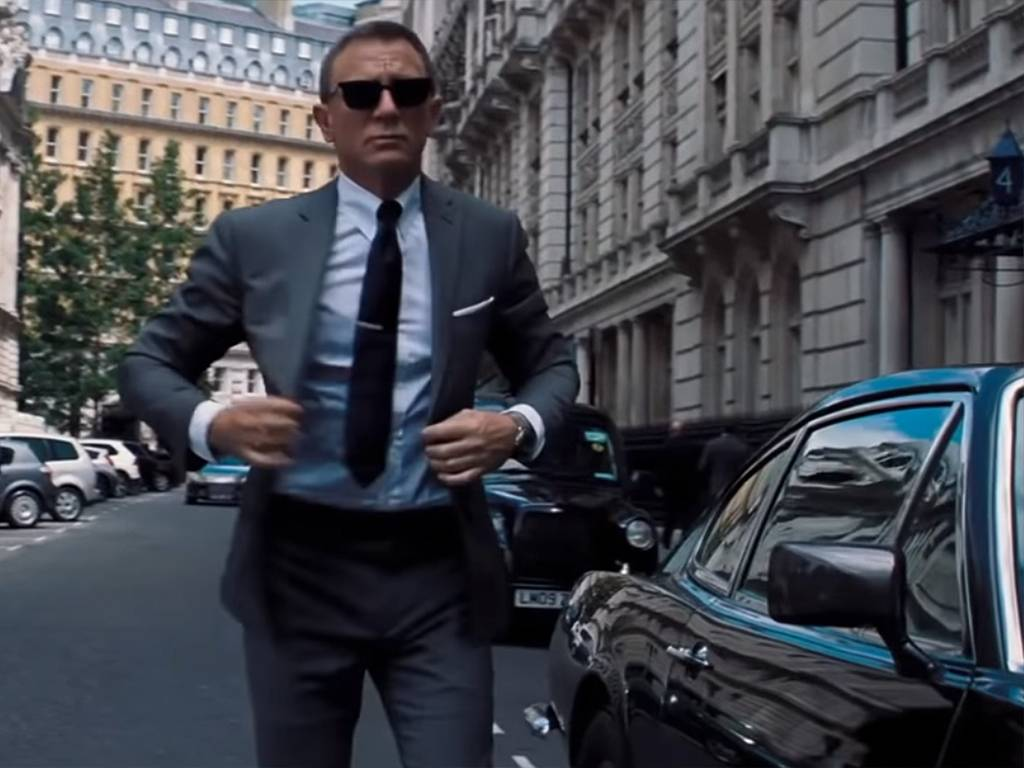 James Bond Is Back In The First Full Trailer For No Time To